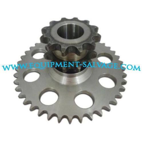 New Chain Drive Sprocket - Case 1845, 1845B, 1845C, 1845S