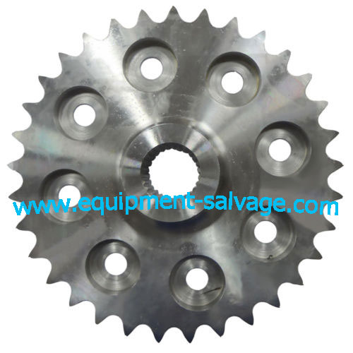 New Front Drive Sprocket - Case 1838, Case 1835B, Case 1840