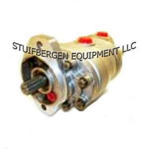 6632039 New Hydraulic Gear Pump for Bobcat 843 Skid Steer