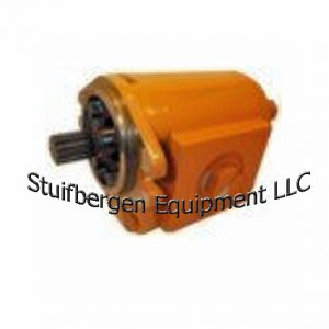 87413847, 131694A1 New Genuine Hydraulic Gear Pump for Case 1840, 1845C