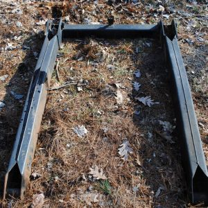763686 Angle Bar (Lower Link Weld Assy.) New Holland L554 Skid Steer