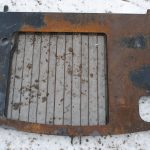 Grille 154-3993 CAT 252 Skid Steer