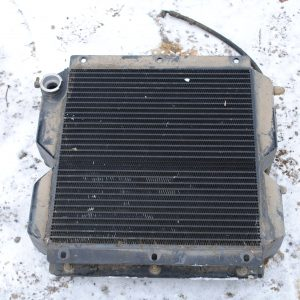 Radiator/Oil Cooler 142-8861 CAT 252 Skid Steer