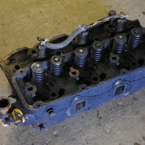 Cylinder Head 87800093 - Ford 555B Backhoe