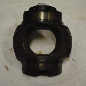 Hydraulic Pump End Cap - CAT 252 Skid Steer