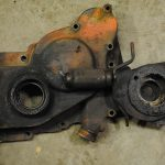 Timing Cover A39102 – Case G188 Gas Engine – Case 1737 Skid Steer
