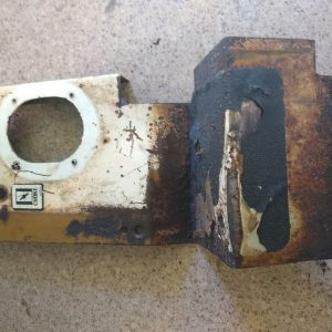Steering Lever Shield LEFT 6559577 - Bobcat 632