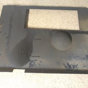 Radiator Shield 6557027 - Bobcat 632 Skid Steer