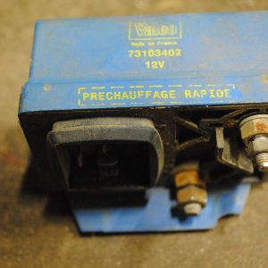 Preheat Relay 6660510 - Bobcat 751