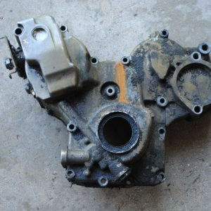 Used Front Engine Cover - CAT 3034 Engine