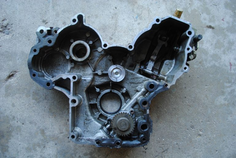 Used Front Engine Cover – CAT 3034 Engine