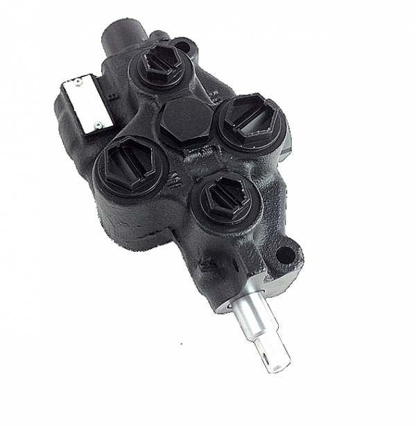 CASE AUXILIARY HYDRAULIC VALVE