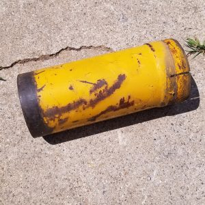 Air Cleaner Tube - Fiat Allis 645B Loader